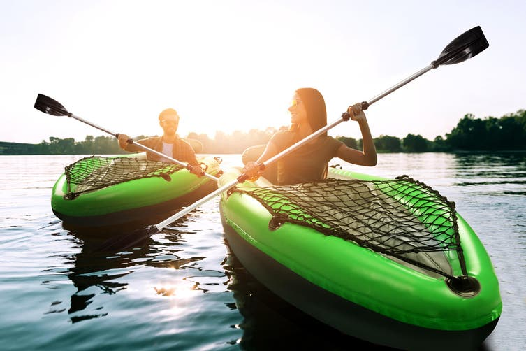 Komodo KX1 Inflatable Kayak