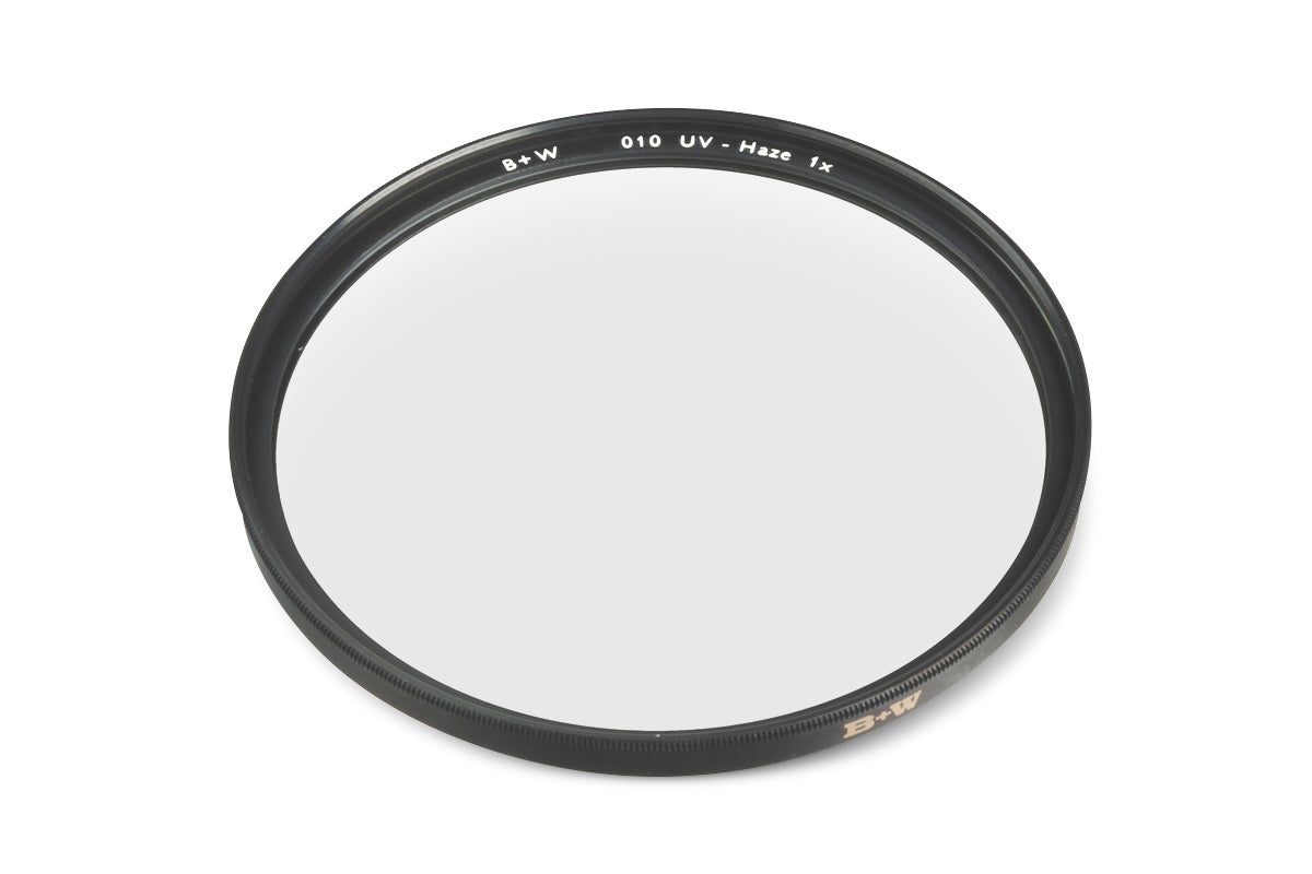 Lens Filters - B+W F-Pro 010 UV Haze Filter - 58mm