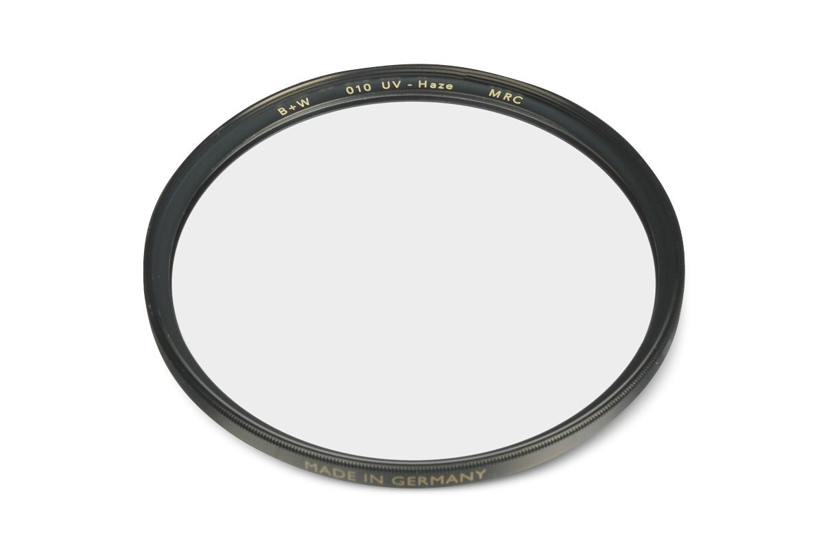 Lens Filters - B+W F-Pro 010 UV Haze MRC Filter - 58mm