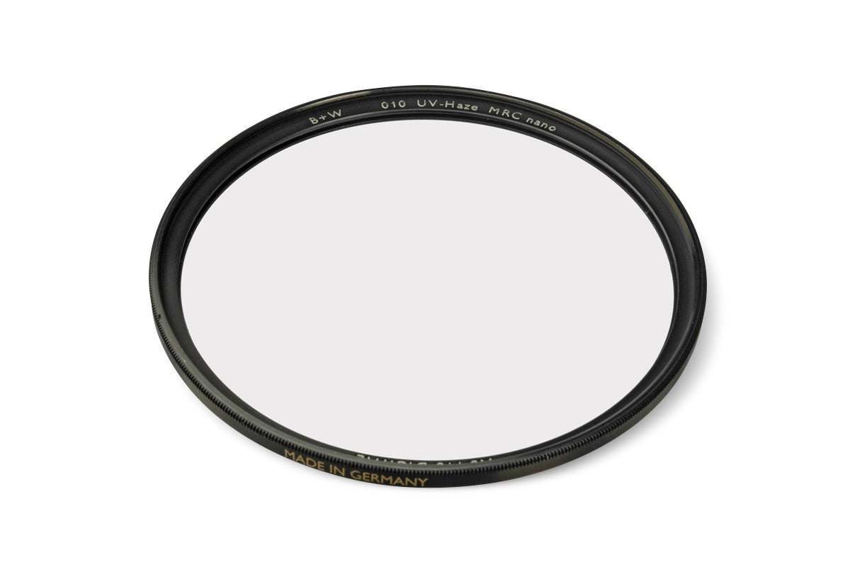 Lens Filters - B+W XS-Pro 010 UV Haze MRC Nano Filter - 58mm
