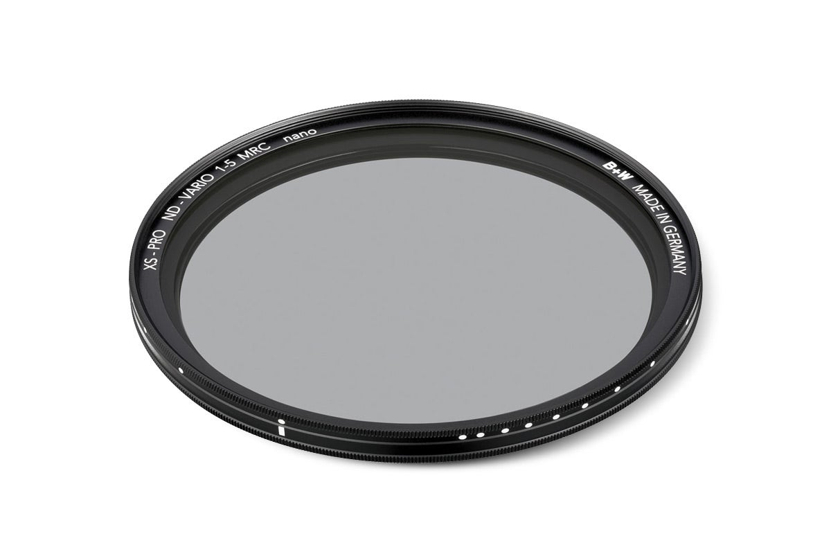 Lens Filters - B+W XS-Pro ND Vario MRC Nano Filter - 77mm