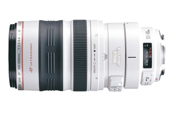Canon Lenses - Canon EF 100-400mm f/4.5-5.6L IS USM Lens