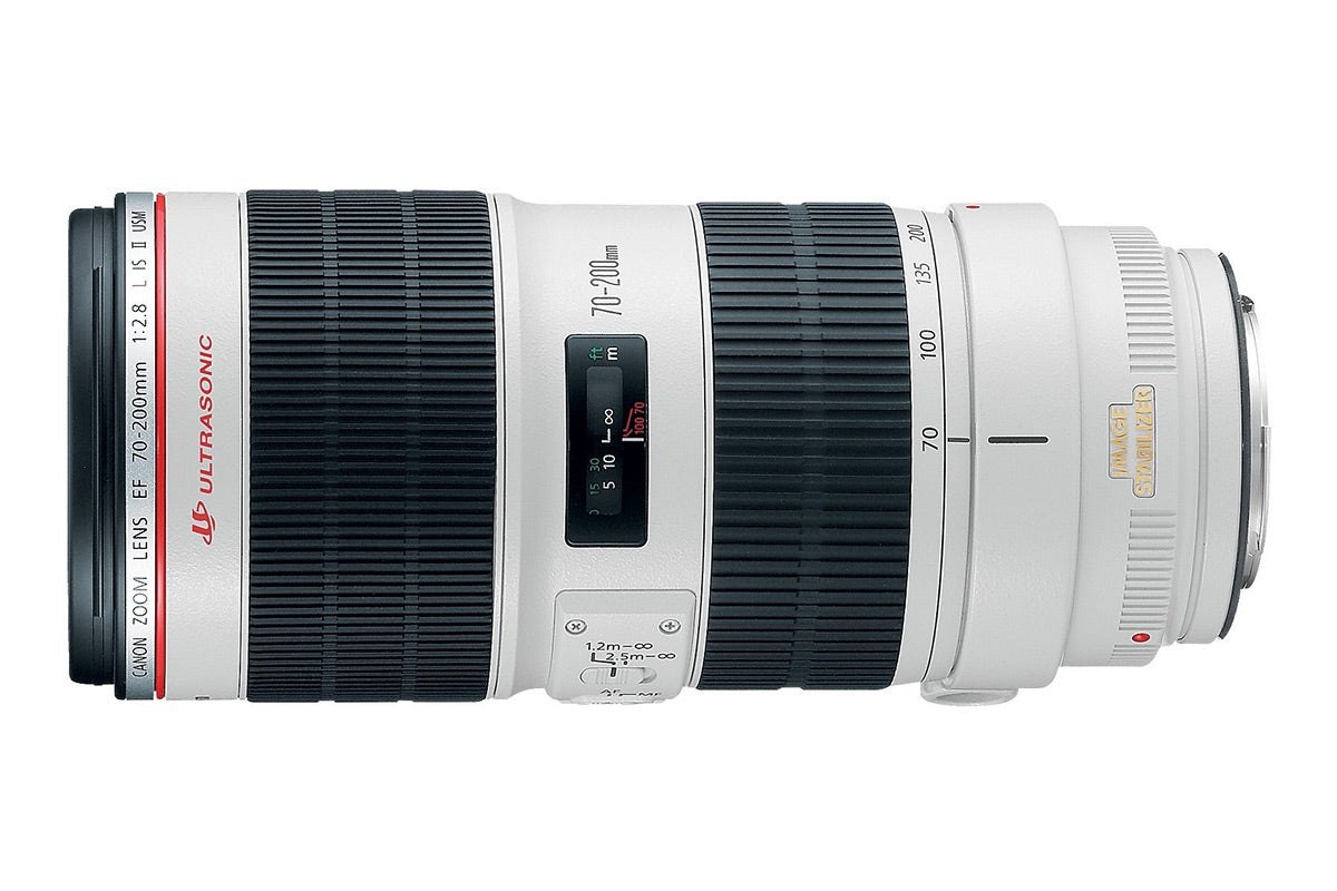 Canon Lenses - Canon EF 70-200mm f/2.8L IS II USM Lens