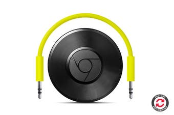 Google Chromecast Audio - Refurbished