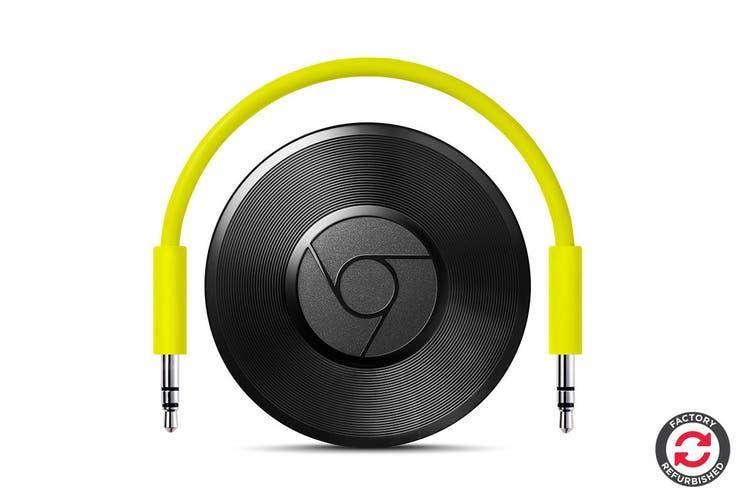 Google Chromecast Audio - Refurbished