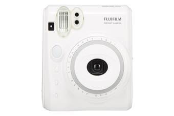 Fujifilm Instax Mini 50S Instant Camera (White)