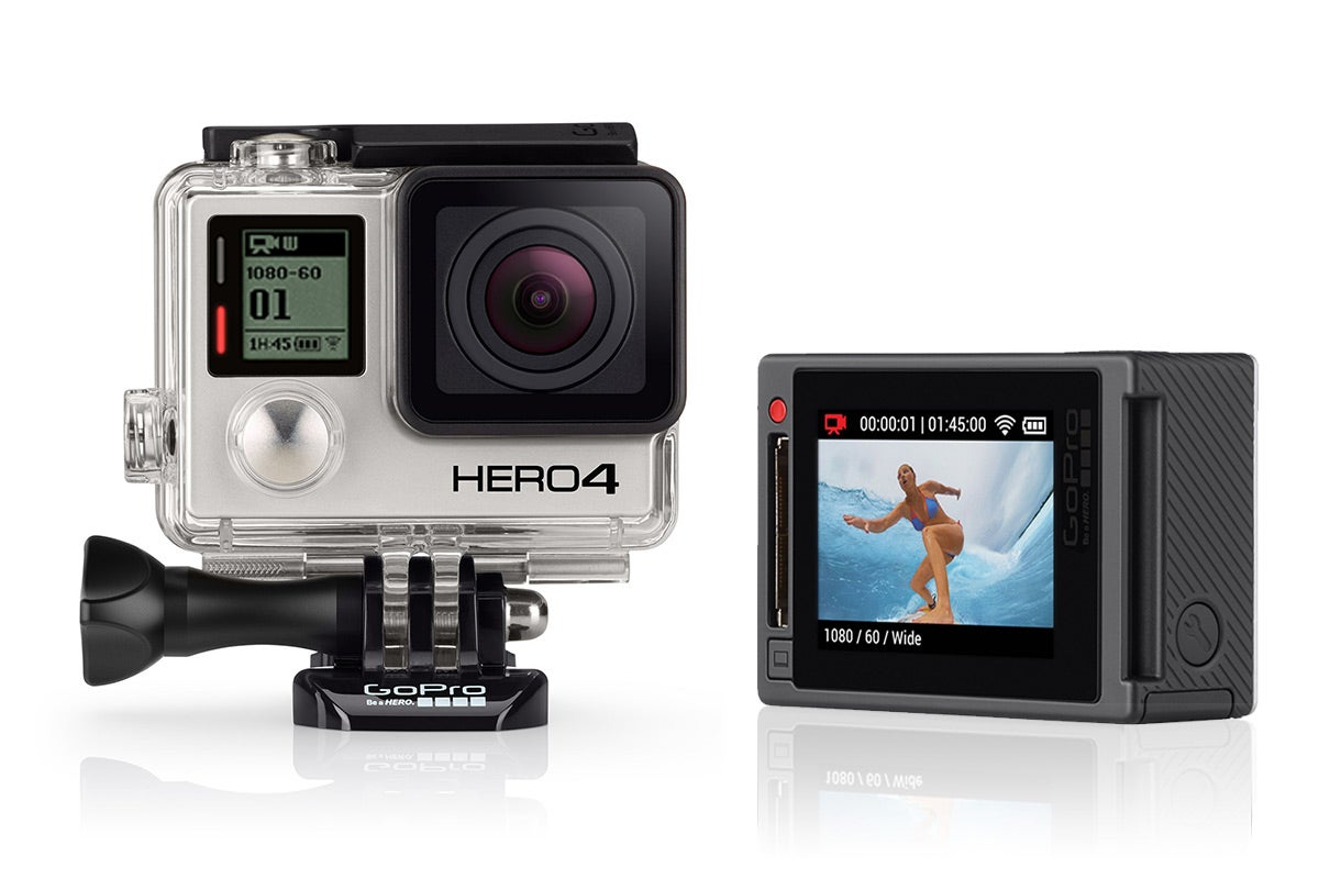 Action Cameras - GoPro HERO4 Silver Edition (Music)