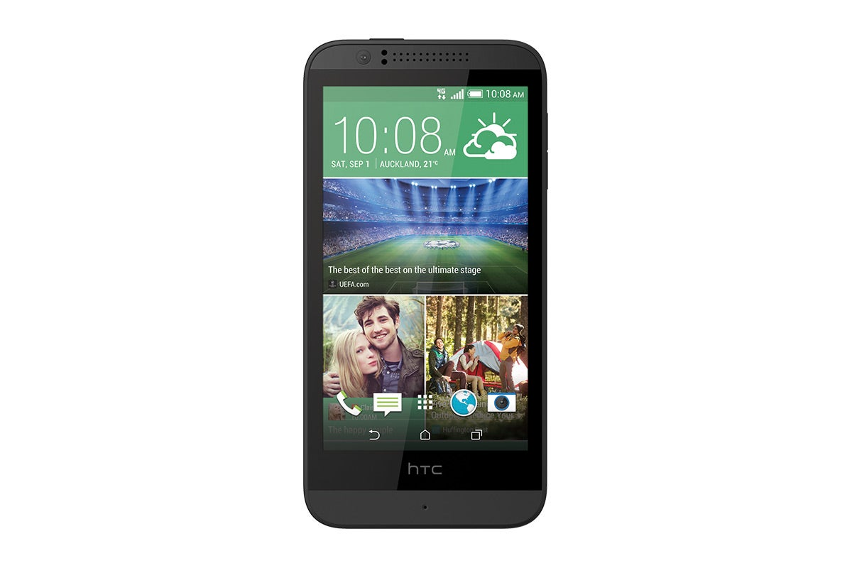 Android Phones - HTC Desire 510 4G LTE (8GB, Grey)