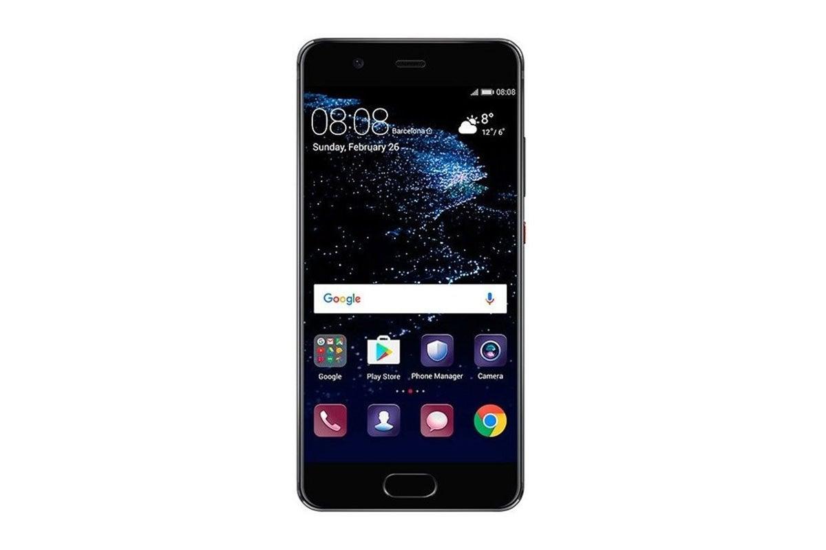Image of Huawei P10 Dual SIM (32GB, Black)