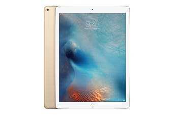 Apple iPad Pro 12.9 (256GB, Cellular, Gold)