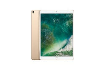"Apple iPad Pro 10.5"" (Cellular, Gold)"