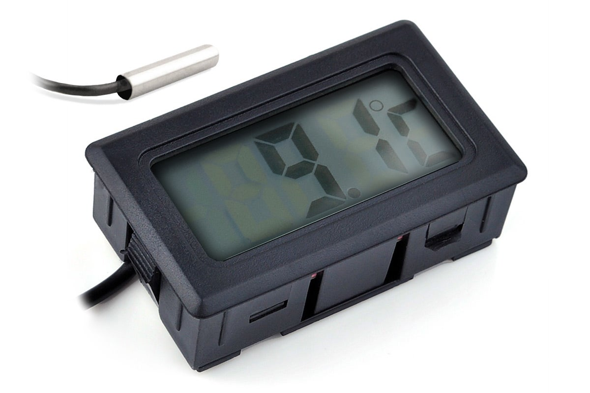 Kogan Digital LCD Fridge Thermometer