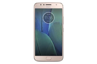 Motorola Moto G5S Plus XT1805 Dual-SIM (32GB, Blush Gold)