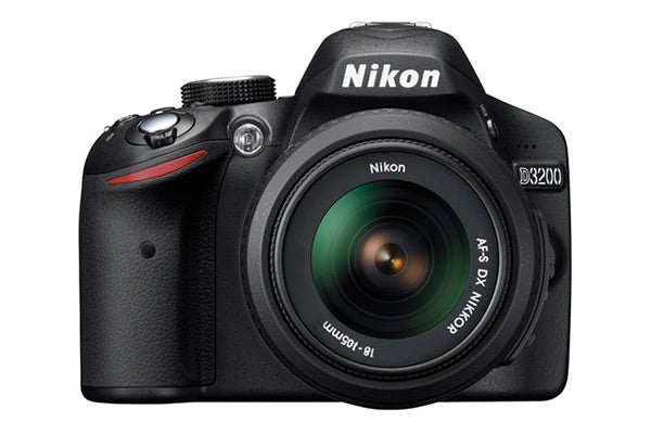 DSLR Cameras - Nikon D3200 DSLR Camera AF-S 18-105mm VR Lens Kit