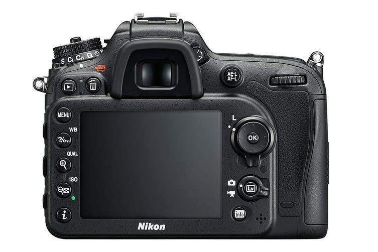 Nikon D7200 DSLR Camera with 18-140mm VR Lens Kit