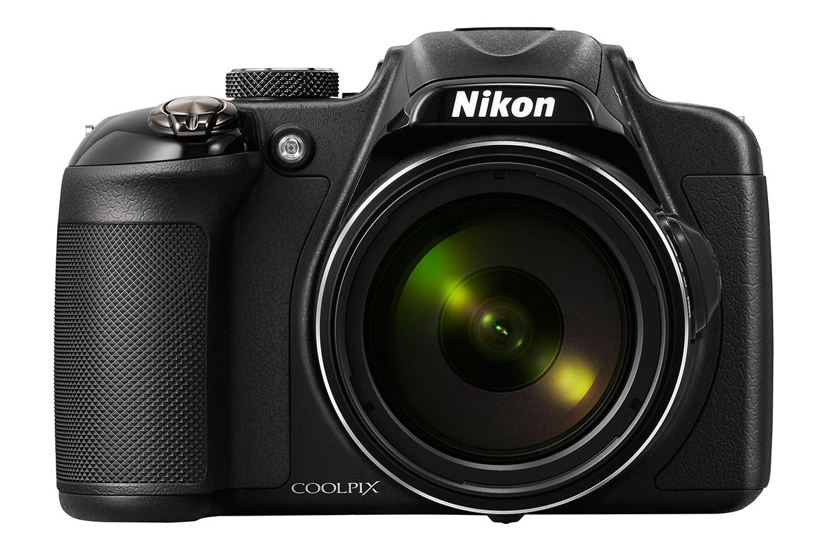 Compact Digital Cameras - Nikon Coolpix P600 (Black)