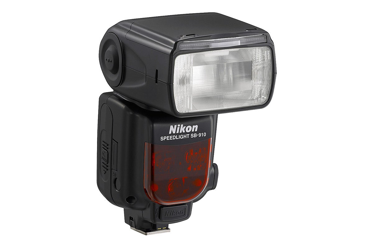 Camera Flashes - Nikon Speedlight SB-910 AF Flash