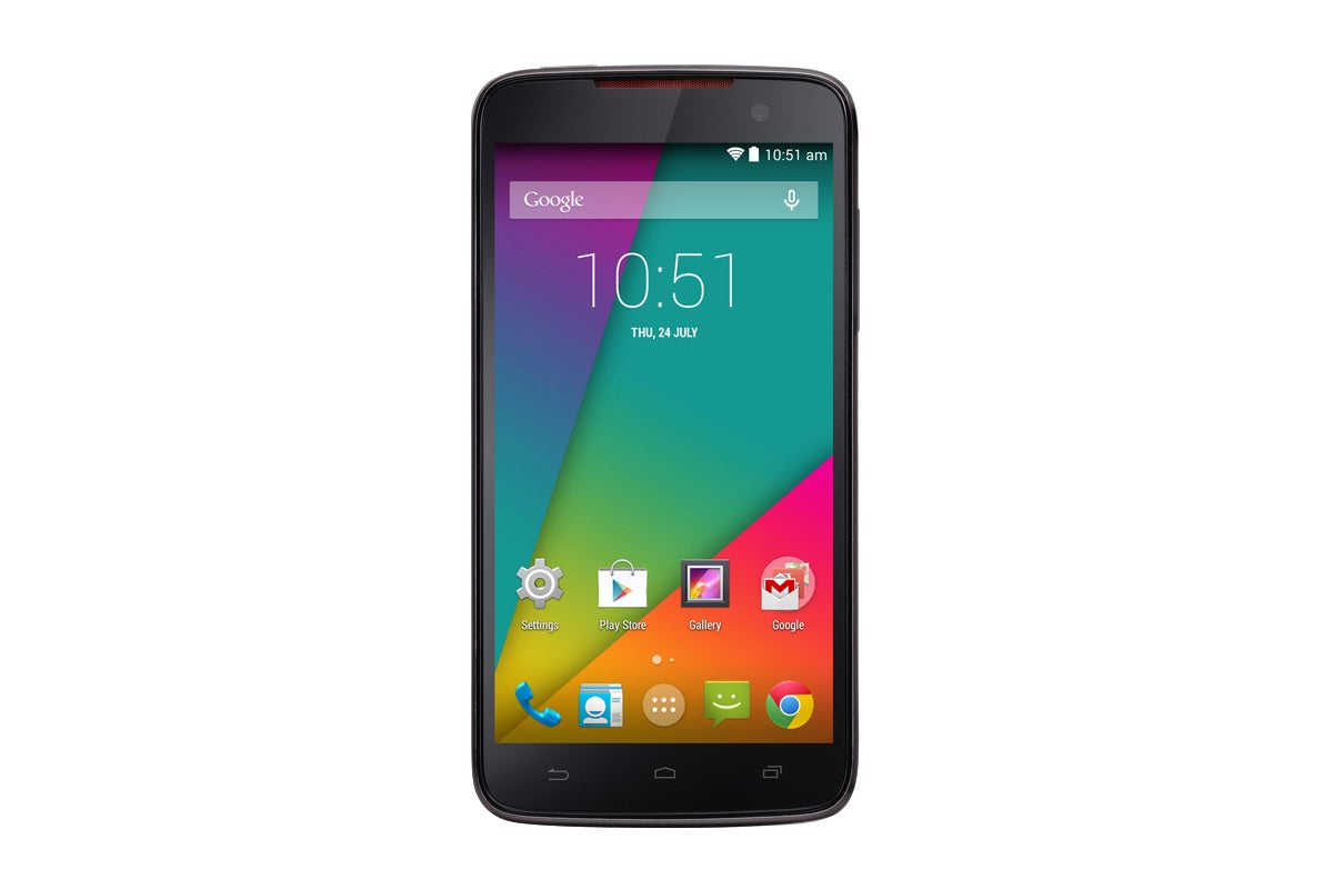 Android Phones - Kogan Agora 4G+ Smartphone (Black)