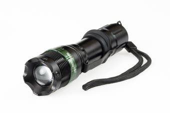 Kogan CREE LED Zoomable Flashlight
