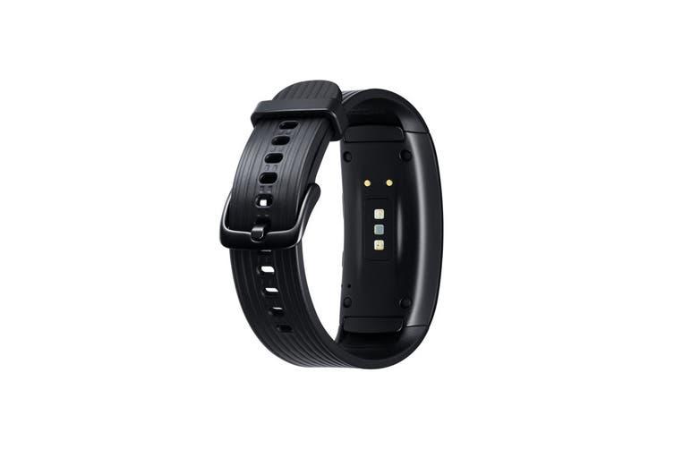 Samsung Gear Fit2 Pro (Small, Black)