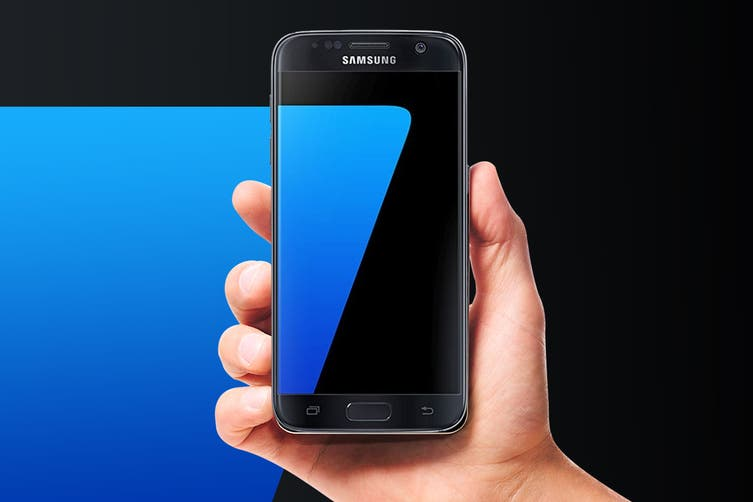 Samsung Galaxy S7 (32GB, Black) - Pre-owned