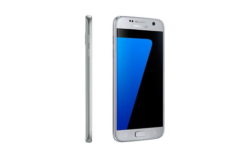 Samsung Galaxy S7 (32GB, Silver)