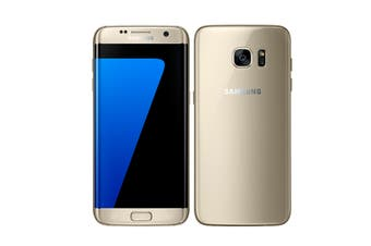 Samsung Galaxy S7 Edge (32GB, Gold) - Pre-owned