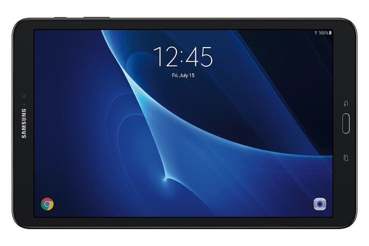 Samsung Galaxy Tab A 10.1 T580 (16GB, Wi-Fi, Black) - Box Damaged