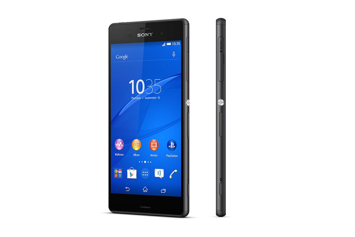 Android Phones - Sony Xperia Z3 4G LTE D6653 (16GB, Black)