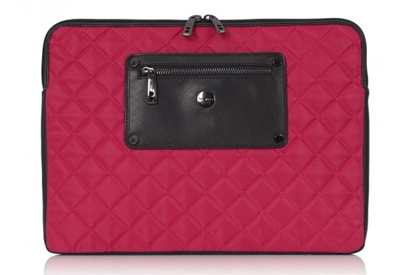 "Bags & Covers - KNOMO 13"" MacBook Laptop Sleeve (Teaberry)"
