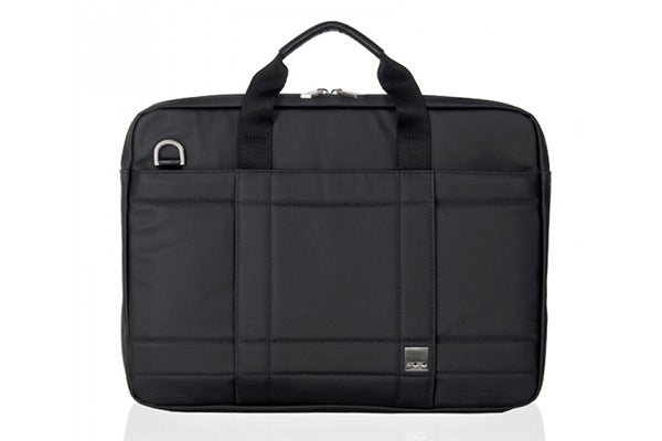 "Bags & Covers - KNOMO Lincoln 13"" Slim Briefcase (Matte Black)"