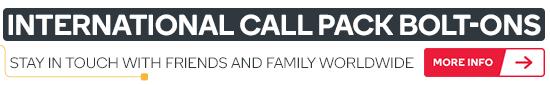 International Call Pack Bolt-Ons