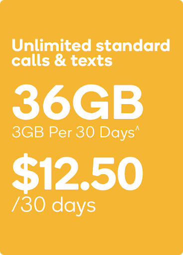 3GB Kogan Mobile PrePaid Plan