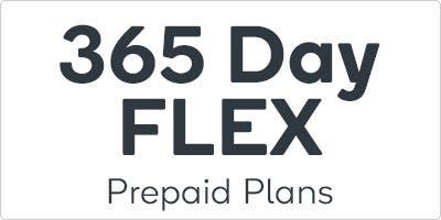 365 Day FLEX Prepaid Plans