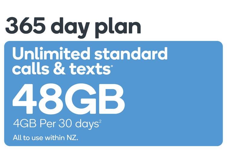 Kogan Mobile Prepay Voucher Code: MEDIUM (365 Days | 4GB Per 30 Days)