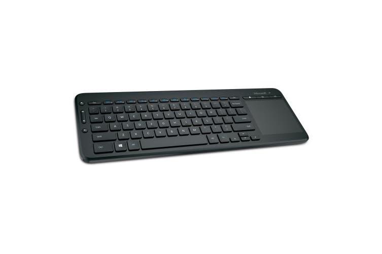 Microsoft Wireless All-in-One Media Keyboard (N9Z-00028)