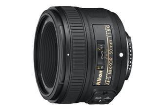 Nikon AF-S NIKKOR 50mm F1.8G Standard Lens