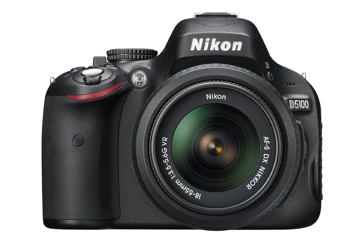 DSLR Cameras - Nikon D5100 DSLR with 18-55mm VR Lens Kit