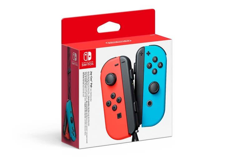 Nintendo Switch Joy Con Controller Pair - Neon