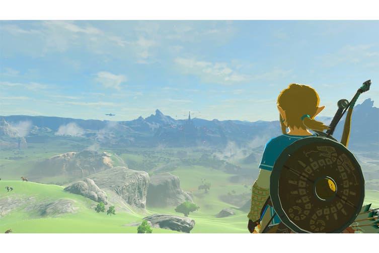 The Legend of Zelda Breath of the Wild (Nintendo Switch)