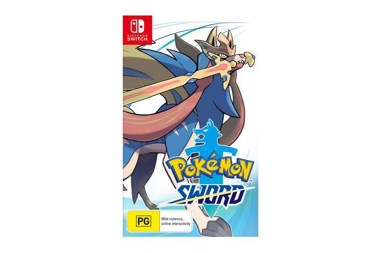 Pokemon Sword (Nintendo Switch)