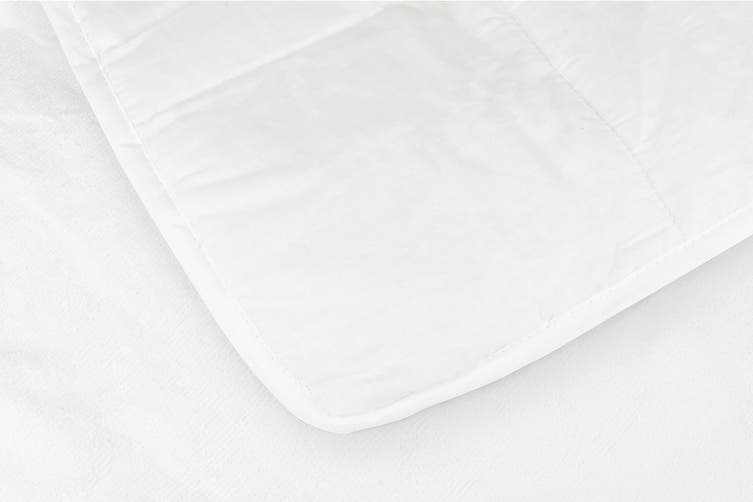 Ovela Waterproof Fitted Cotton Mattress Protector (King)