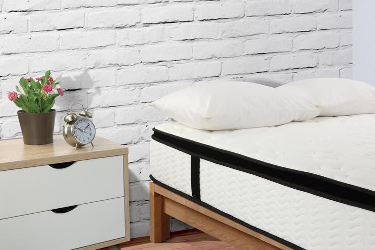Ergolux Ultra Comfort Euro Top Latex Mattress (Double)
