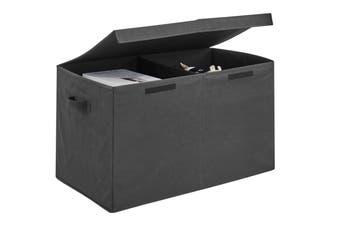 Ovela Felix Foldable Storage Box (Black)