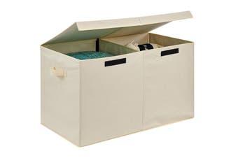 Ovela Felix Foldable Storage Box (Beige)