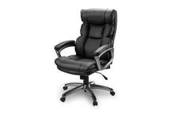 Ergolux Harvard High Back Padded Office Chair