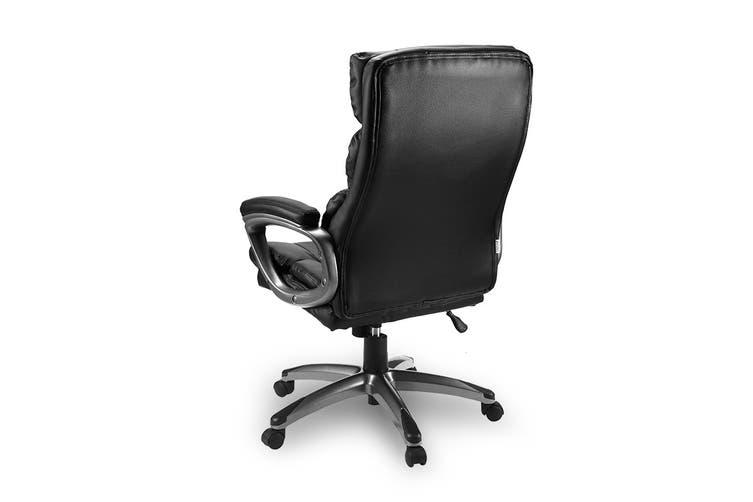Ergolux Harvard High Back Padded Office Chair