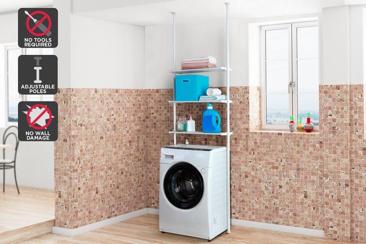 Ovela Adjustable Telescopic Laundry Shelf