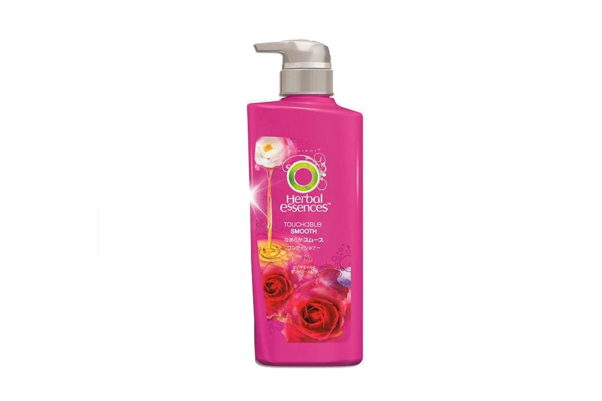 Hair Care - Herbal Essence Touchable Moisture Conditioner 480mL