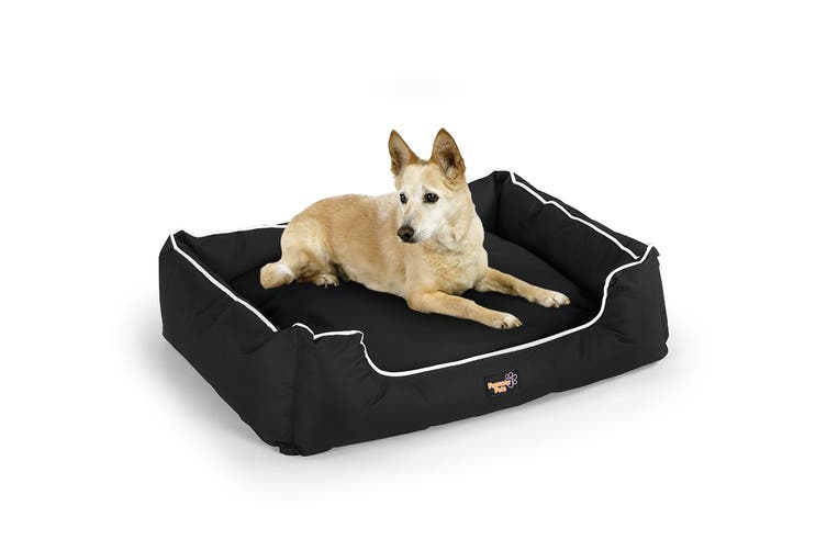 Pawever Pets Heavy Duty Waterproof Dog Bed (Large)